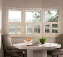 NewStyle® hybrid shutters