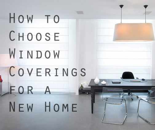 Picking the Best Window Treatments for Your Home