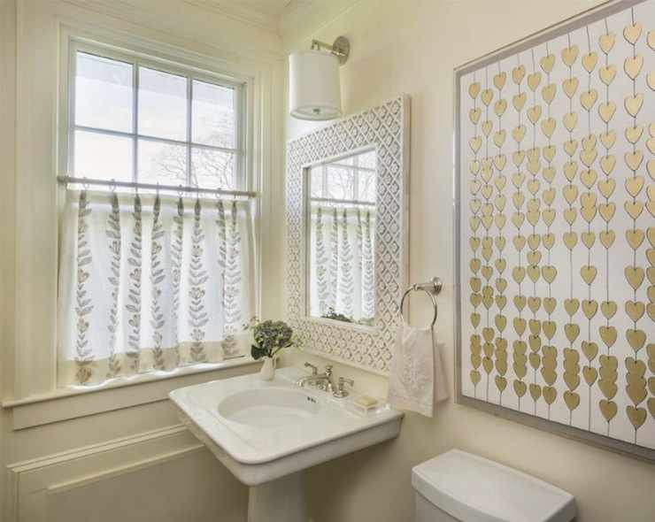 Bathroom Window Treatments 9 bathroom window treatment ideas | deco window fashions