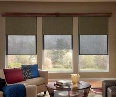 Benefits of Solar Shades