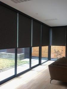 Roller + Solar Shades Gallery