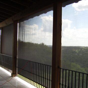 Exterior shades 7